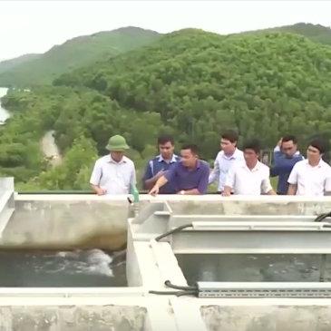 Čistička pitné vody ve Vietnamu